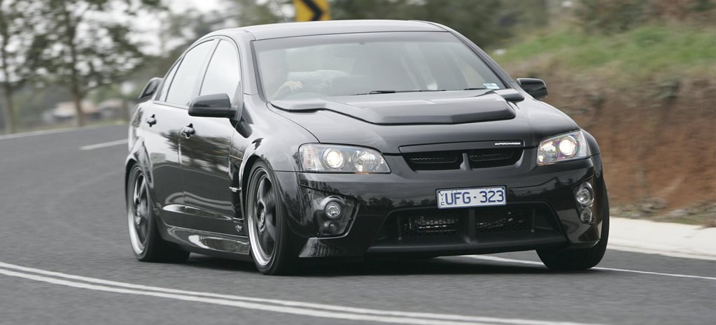 2007 Walkinshaw Clubsport R8 review
