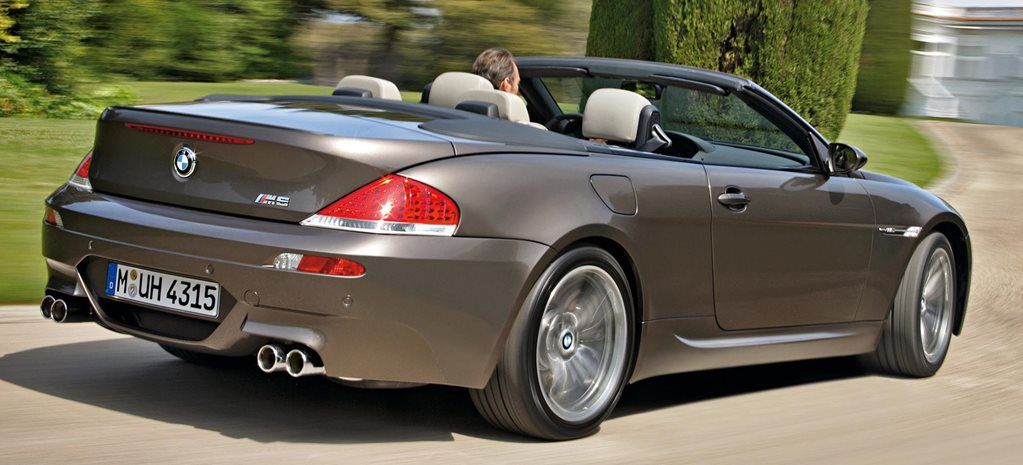 2007 BMW M6 convertible review