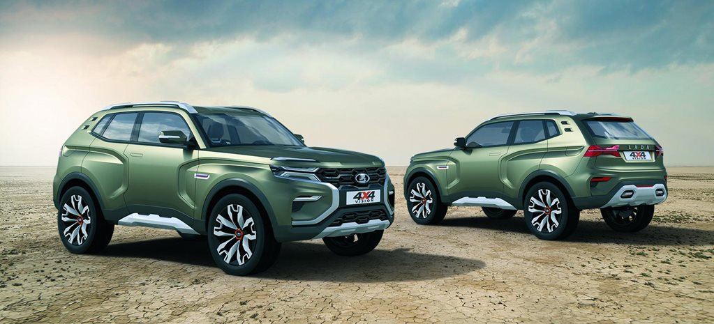 Lada 4x4 Vision Moscow Motor Show news