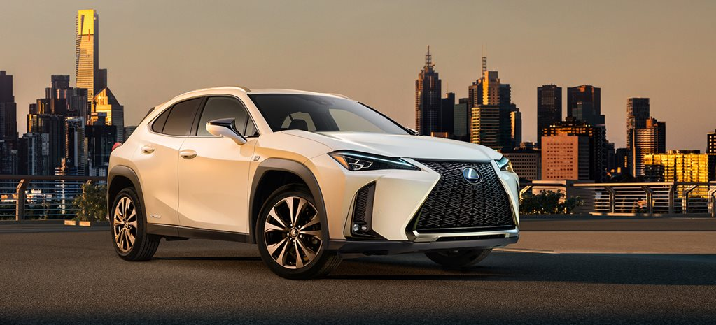 All-new Lexus UX compact crossover arrives in December