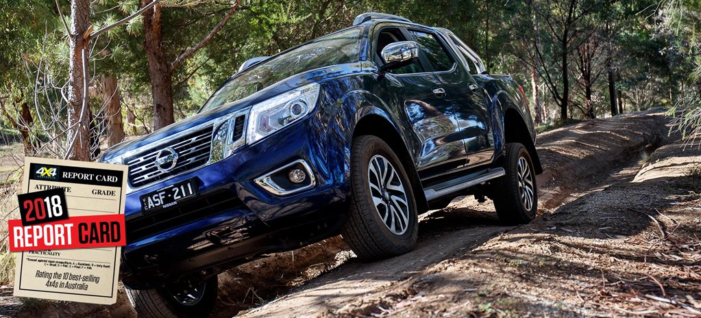 Mid-2018 4x4 Sales Report Card Nissan Navara review