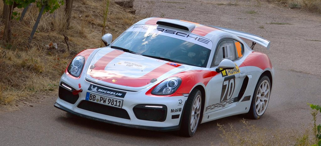 Porsches Top 5 Rally Cars feature