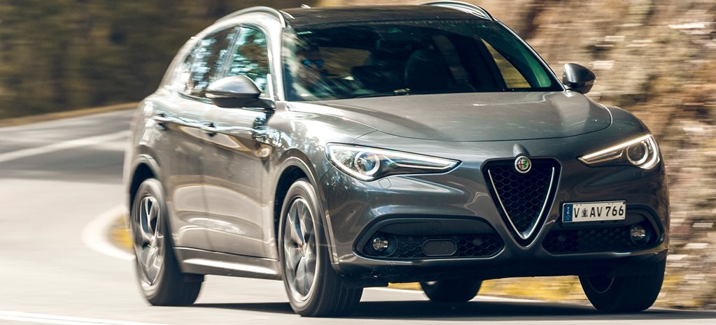 2018 Alfa Romeo Stelvio Diesel First Edition review