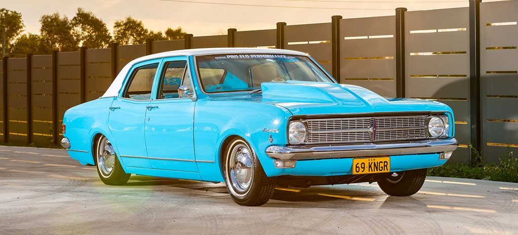 Holden HK Kingswood