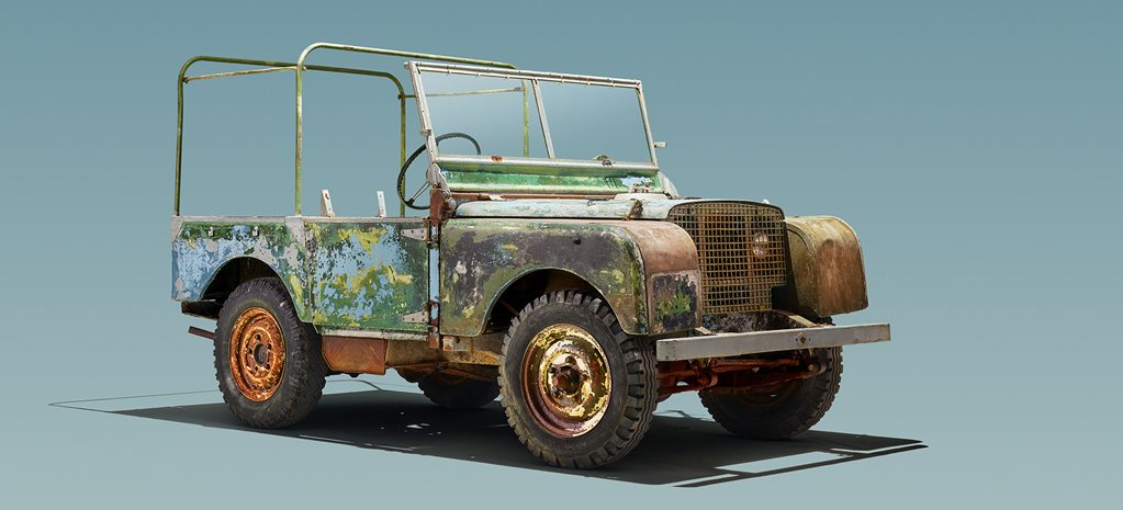 Land Rover Series 1: Unearthing a Classic