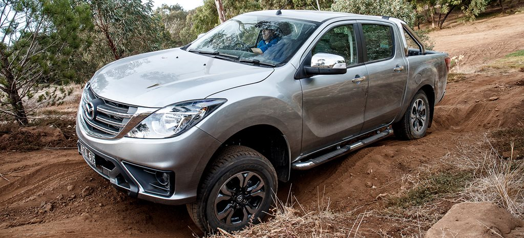 Mazda BT-50 to benefit from Australian input