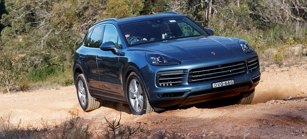 2018 Porsche Cayenne base review