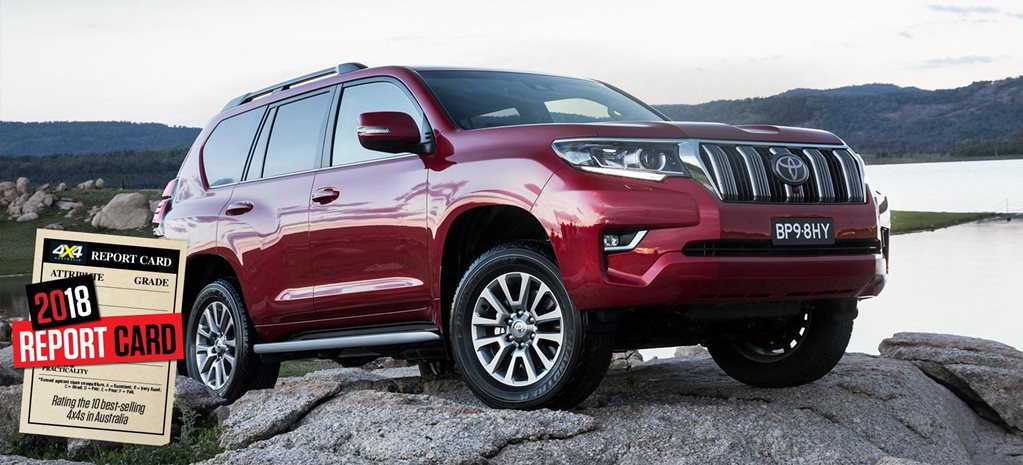 Mid-2018 4x4 Sales Report Card Toyota Prado feature