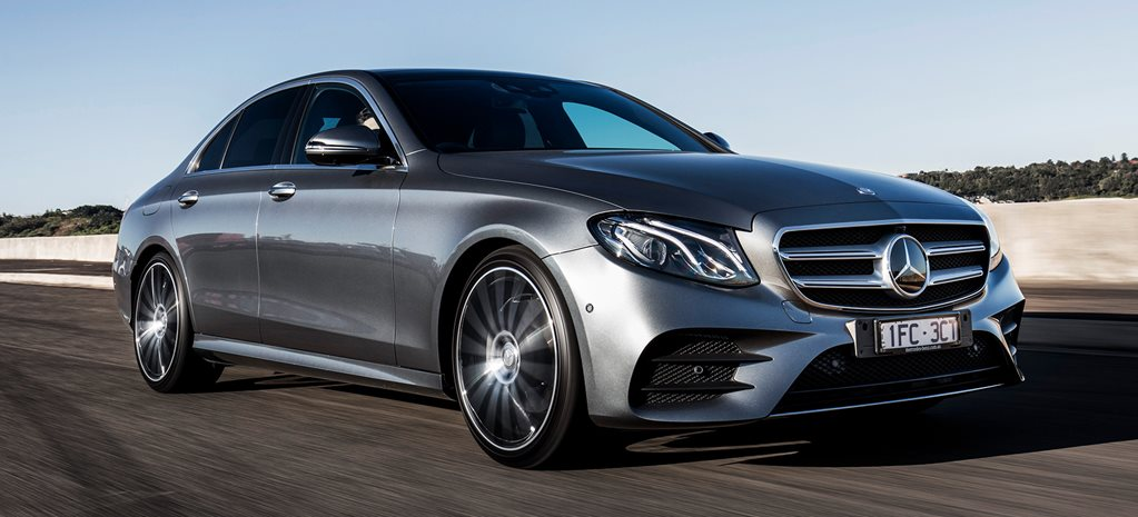 2018 Mercedes-Benz E-Class updated with new performance model