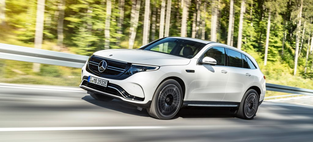 2019 Mercedes-Benz EQC revealed