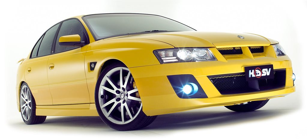 2005 HSV SV6000 Fast Car History Lesson feature