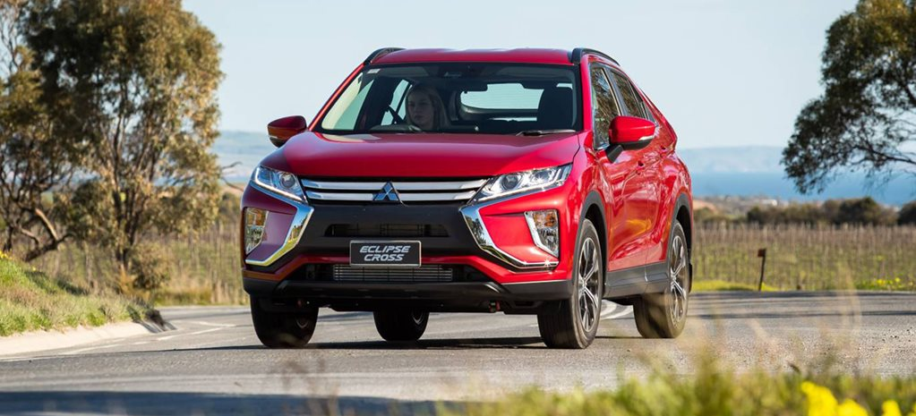 2019 Mitsubishi Eclipse Cross range bolstered with new ES grade
