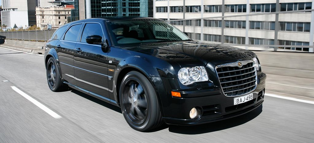 2007 Chrysler SRT8 E490 review