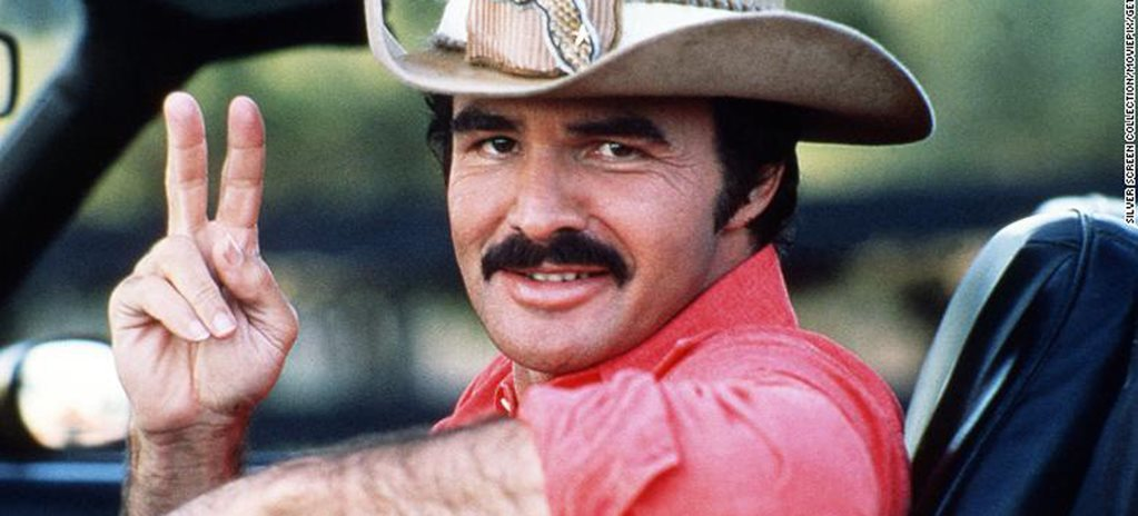 Burt Reynolds – The Street Machine Top Ten