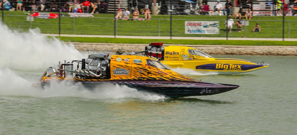 Top Fuel Hydro boat racing in America – Video
