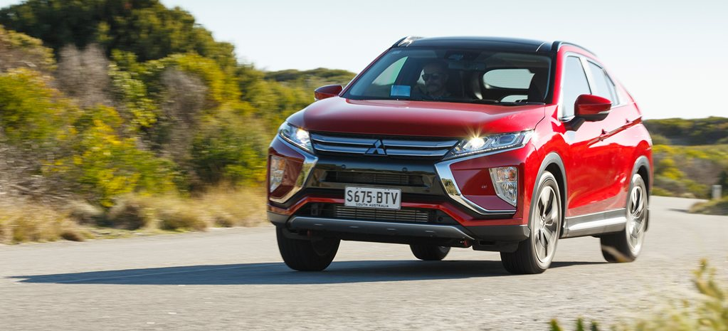 2018 Mitsubishi Eclipse Cross Exceed 2WD review