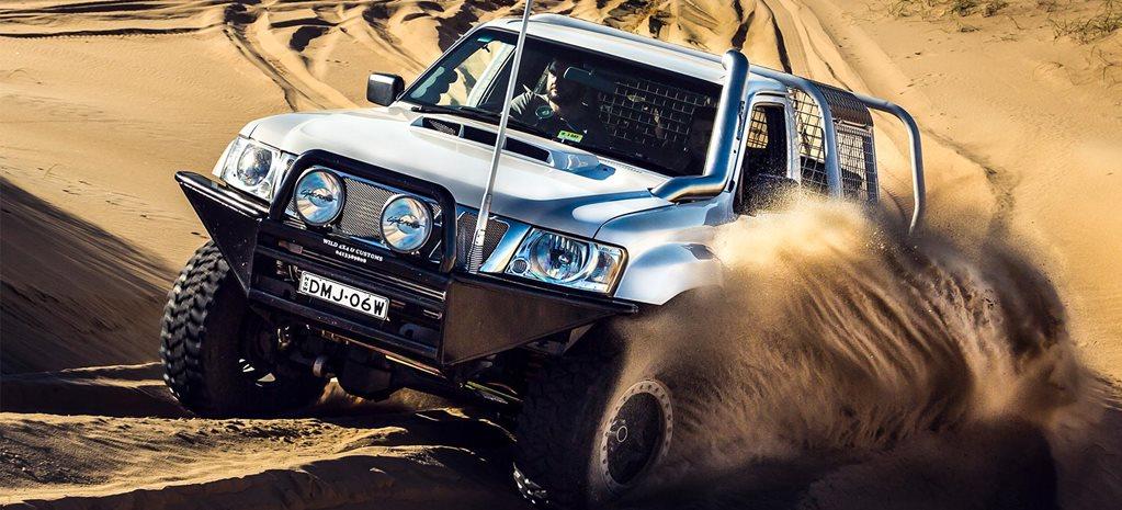Custom Duramax-powered Nissan GU Patrol ute review