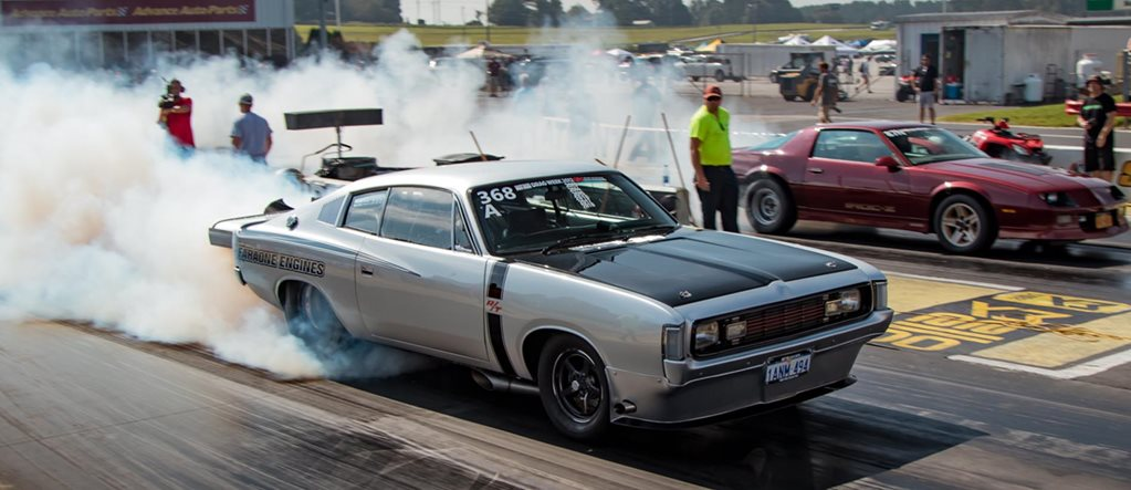 John Faraone leads the Aussie invasion in Atlanta Drag Week 2018 - day one
