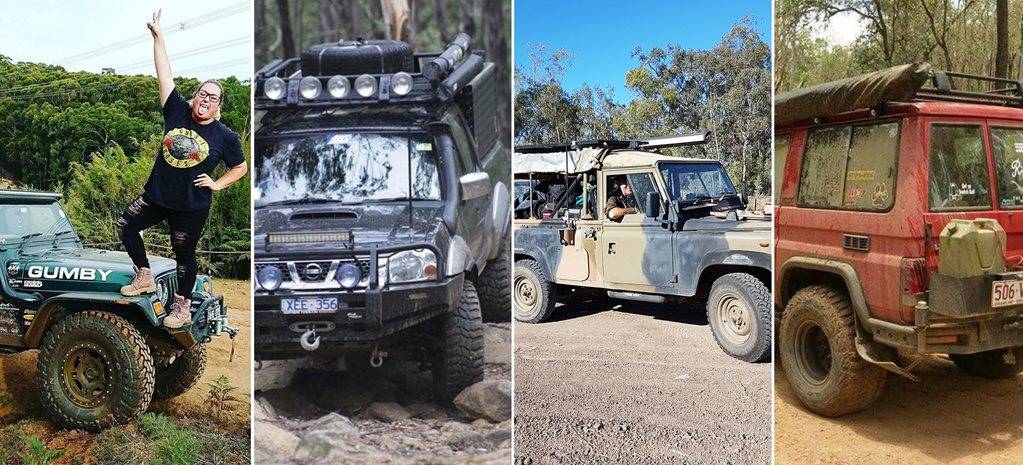 Readers 4x4s Adventure prepared rigs feature
