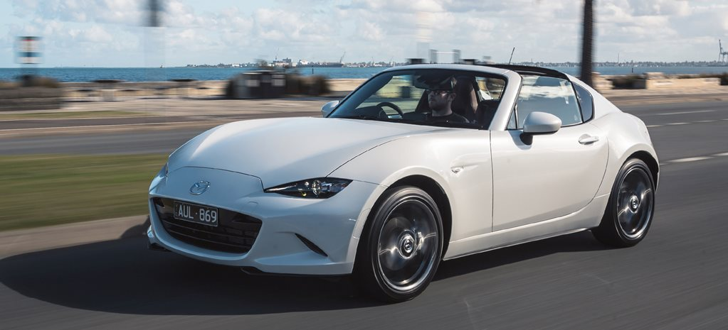 2019 Mazda MX-5 review