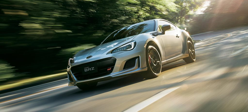 2019 Subaru BRZ updated for japan news