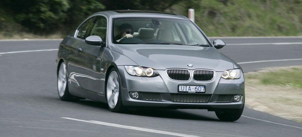 2006 BMW 335i Coupe review classic MOTOR feature