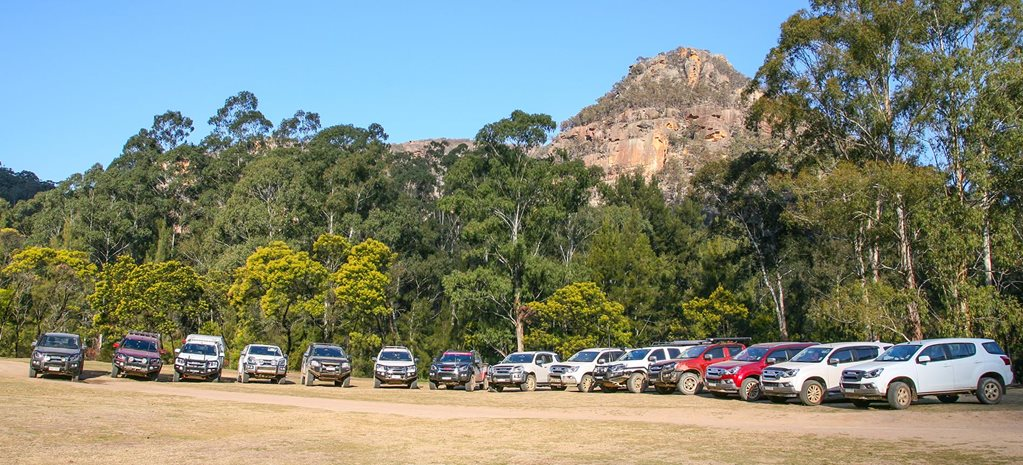 Isuzu I-Venture Club in the Blue Mountains NSW feature