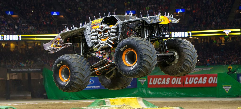 Anatomy of a Monster Truck: the 1118kW beasts you pilot peering