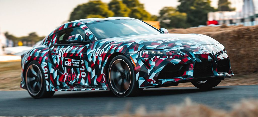 Harder, faster Supra GRMN in the works