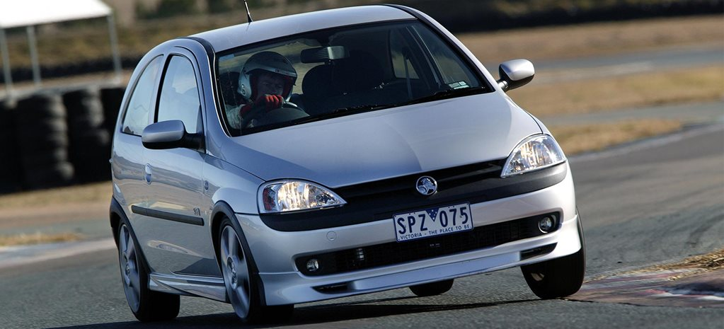 2001 Holden Barina SRi review classic MOTOR feature