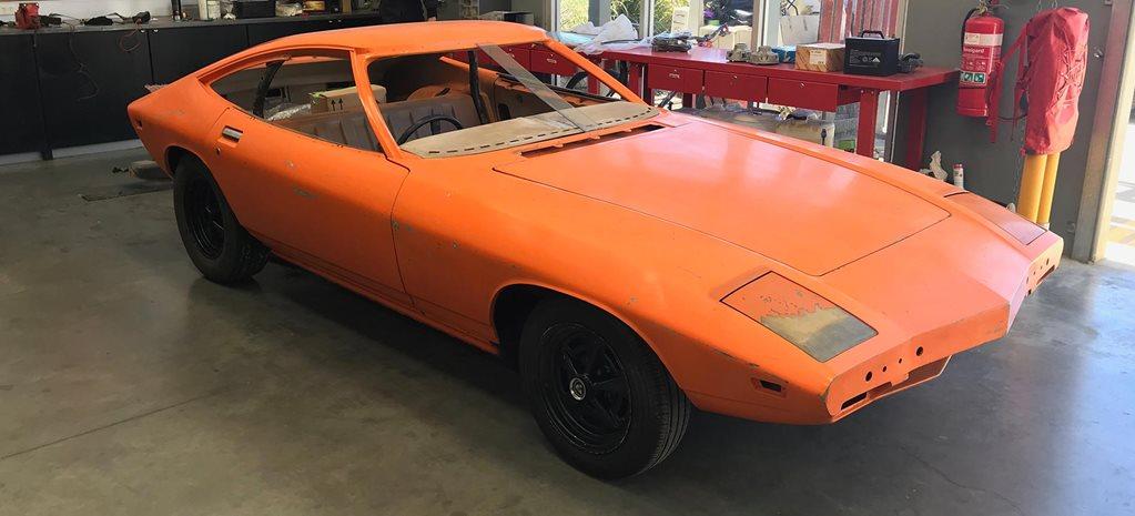 Holden Torana GTR-X restoration Part 1feature