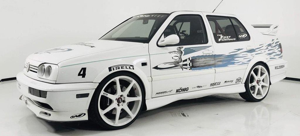 The Fast and The Furious Volkswagen Jetta for sale news