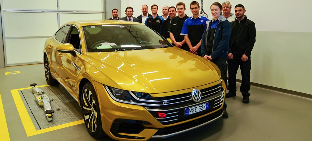 Apprentice-tuned VW Arteon tackle WTAC news