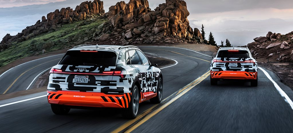 Charging Ahead: Audi E-Tron at Pikes Peak