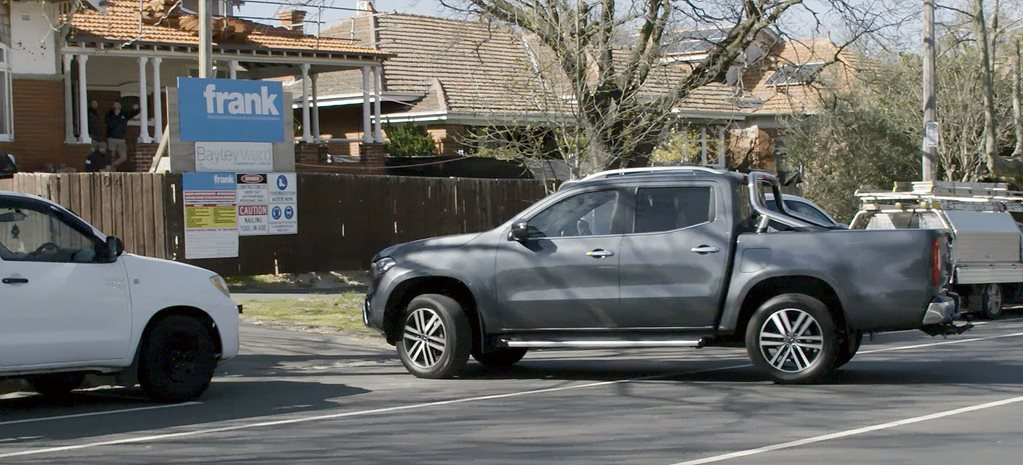 Mercedes-Benz X-Class: What the tradies think