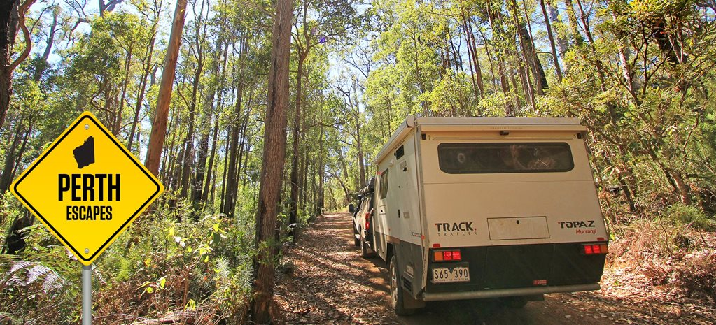 Perth Escapes Warren National Park features
