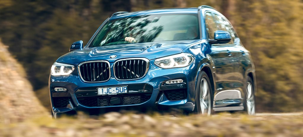 2018 BMW X3 xDrive20d review