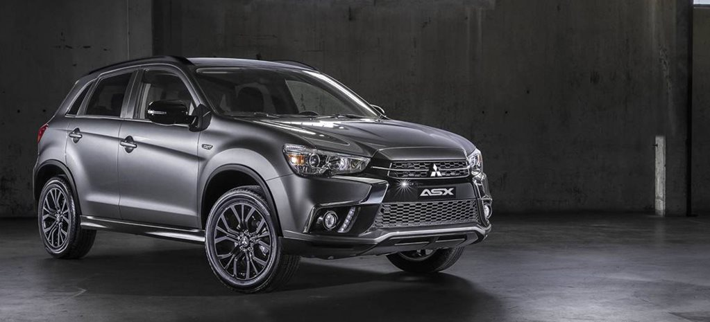 Mitsubishi ASX Black Edition added to range