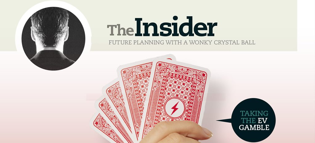 The Insider: EV uncertainty