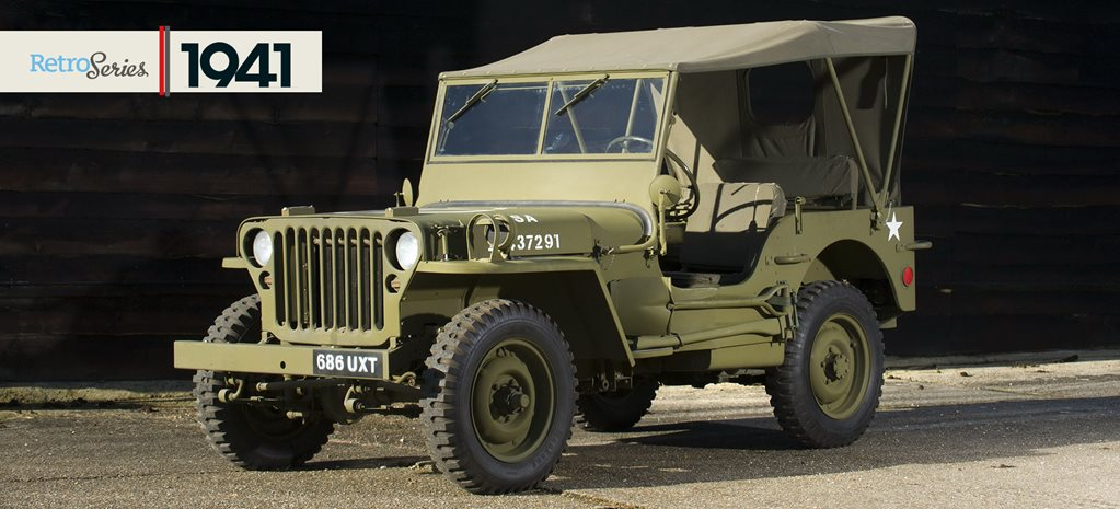 Retro: 1941 Willys MB/Ford GPW