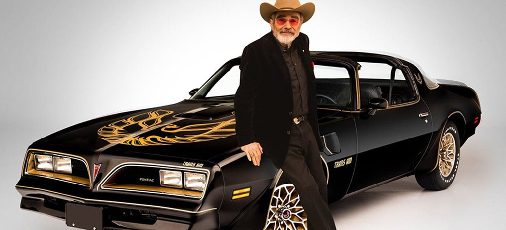 Burt Reynolds's last cars to be auctioned off