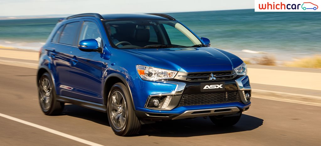 Mitsubishi Asx 2019 Review Price Features