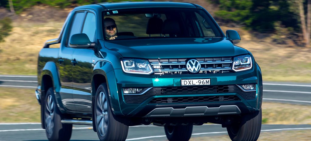 2018 Volkswagen Amarok Ultimate 580 and Core V6 released news
