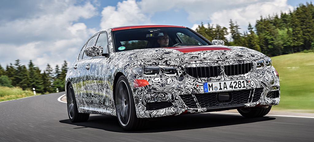Return of the king: 2019 BMW 3 Series first look