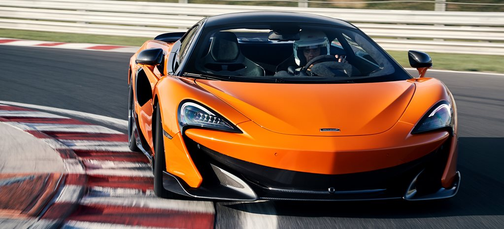 2018 McLaren 600LT coupe review