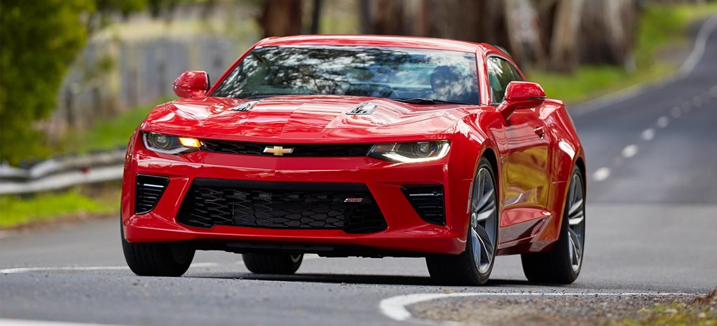 2018 Chevrolet Camaro 2SS performance review feature
