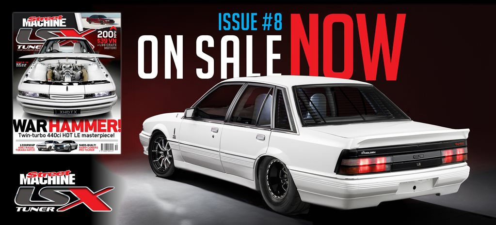 Street Machine LSX Tuner #8 on sale now