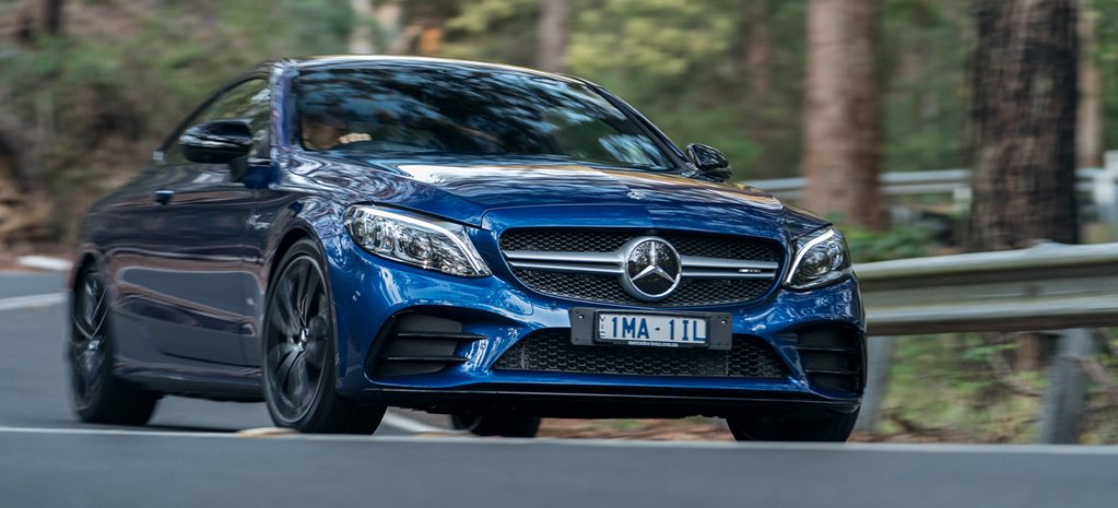 2019 Mercedes-AMG C43 review