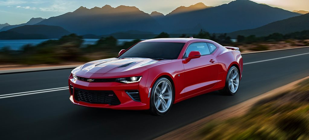 Coming soon First local 2018 Chevrolet Camaro SS review news
