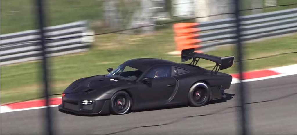 2019 Porsche 935 testing at Monza news